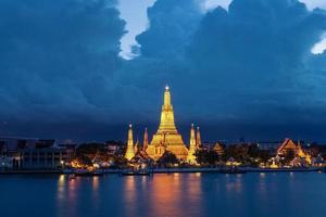 Wat Arun der Tempel des Morgenklosters