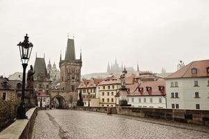 Charles Bridge, Prag