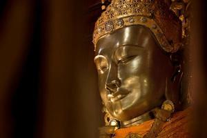 Buddha von Thailand foto