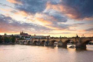 Charles Bridge, Prag.