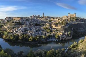 Übersicht über Toledo foto
