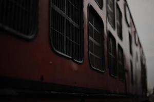 alter Vintage Zug