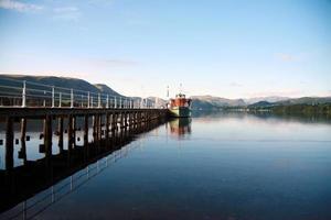 Dampfschiff (England) foto