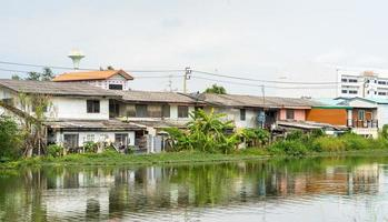 Waterfront Community in Thailand