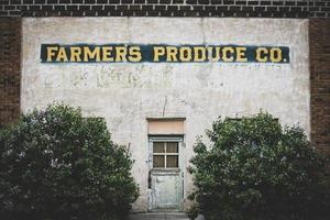 Landwirte produzieren Unternehmen