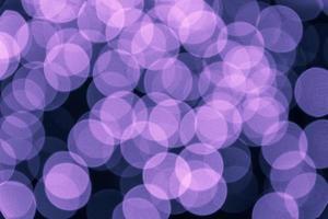 beleuchtete defokussierte Lichter
