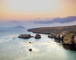 die Kanalinseln in Kalifornien