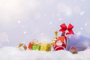 Weihnachtshintergrund für Advent