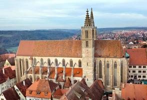 st. James 'Kirche von Rothenburg ob der Tauber