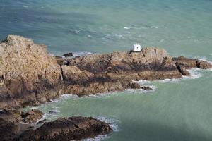 Jerbourg Punkt auf Guernsey