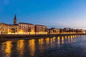 Verona entlang der Etsch