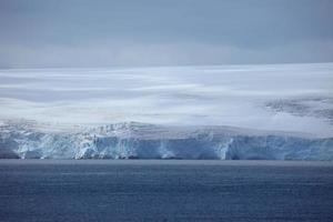 eisberge und landschaften der antarktis arktis foto