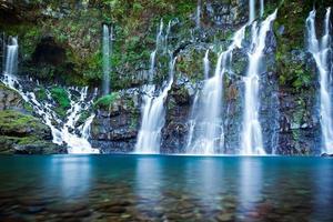 malerischer Wasserfall
