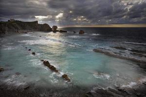 die zerbrochene Küste