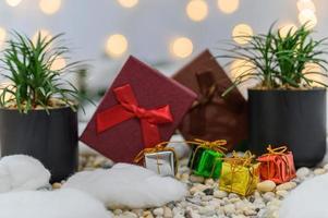 Weihnachtshintergrund für Adventszeit