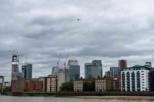 London, England, 2020 - Stadtbild während des Tages foto