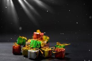 Weihnachtshintergrund für den Advent