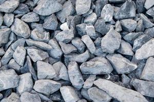 Steine und Felsen