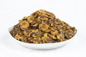 traditionelles indisches süßes Essen