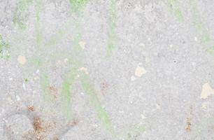 grüne und graue Betonbeschaffenheit