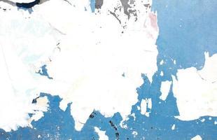 abgebrochene Farbtextur