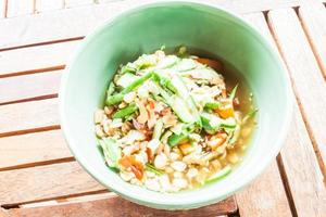thailändische würzige Suppe