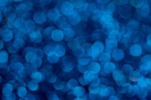 verschwommener glänzender blauer Hintergrund