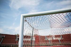 Fußballtor Netz