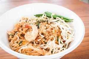 Schüssel Pad Thai foto