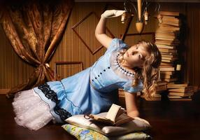 Alice im Wunderland foto