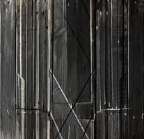 abstraktes Gebäude außen