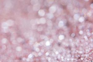 rosa unscharfer Bokeh-Hintergrund