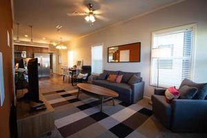 Buena Vista, Colorado, 2020 - Blick auf ein Wohnzimmer
