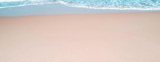 Sand an der Küste