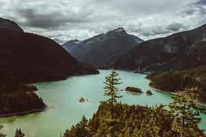 See zwischen Bergen foto