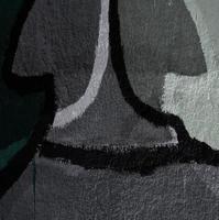 abstrakte Wandbeschaffenheit