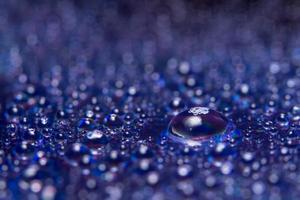 Wassertropfen Hintergrund