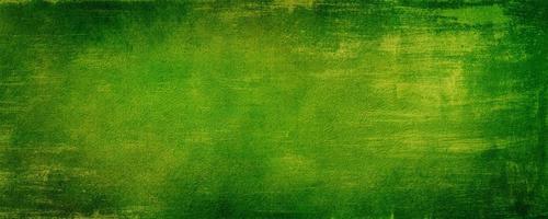 abstrakter grüner Zementwandhintergrund mit zerkratzter Pastellfarbe, moderner Hintergrundbeton mit rauer Textur, Tafel. raue stilisierte Textur der konkreten Kunst foto