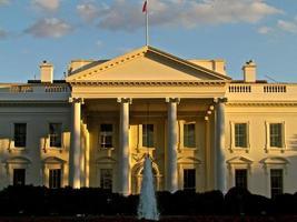 das weiße Haus foto