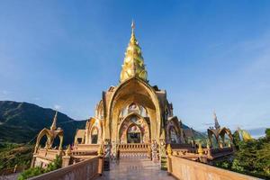 Gebäude von Wat Phra, die Pha Son Kaeo