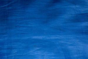 blauer textiler Hintergrund