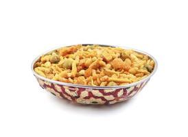 indischer Snack in einer Schüssel