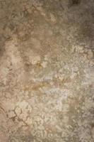 altes schmutziges Beton- oder Zementmaterial in abstrakter Wandhintergrundbeschaffenheit.