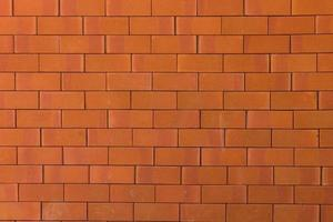 Backsteinmauer Textur Hintergrund foto