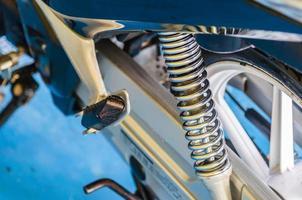 Motorrad Stoßdämpfer foto