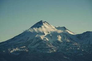 Mount Shasta über den Wolken