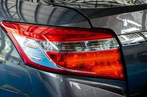Auto Rücklicht foto
