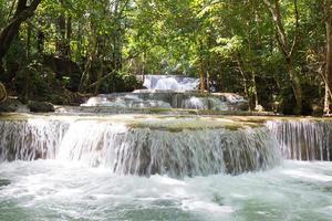 Huai Mae Khamin Wasserfälle