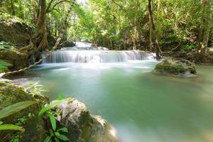 Huai Mae Khamin Wasserfälle foto