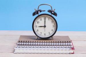 Wecker auf Notebooks